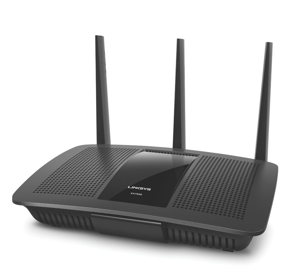 Image of Linksys EA7500 AC1900 Dual-Band Wireless Router