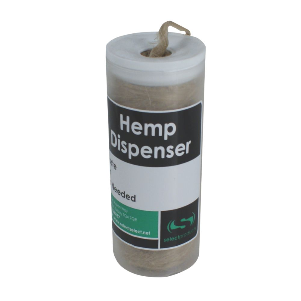 Image of Select Products Hemp Pipe Thread Packer & Sealer 80g