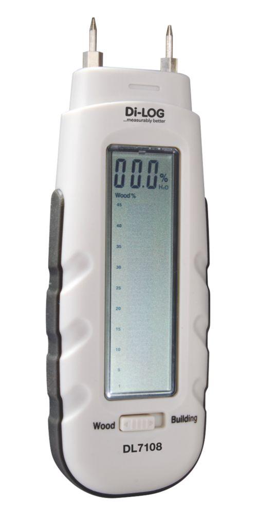 Image of Di-Log DL7108 Digital Humidity Meter