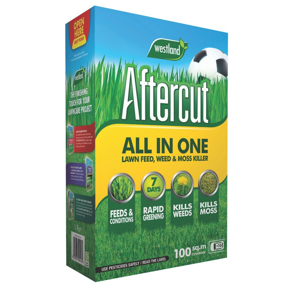 Image of Aftercut All in One Lawn Care 100m² 3.5kg