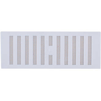 Image of Map Vent Adjustable Vent White 229 x 76mm
