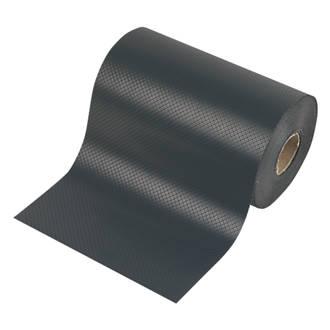 Image of Capital Valley Plastics Ltd Damp-Proof Course Black 30m x 300mm