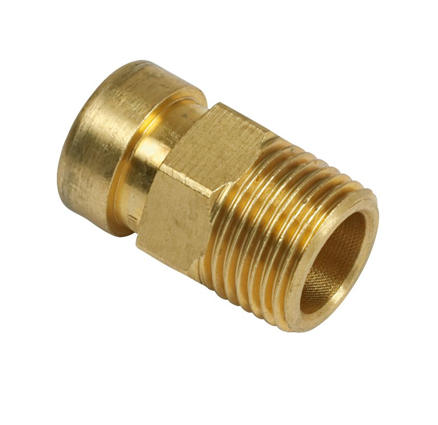 Image of Tectite Sprint Male Coupler 15mm x ½""