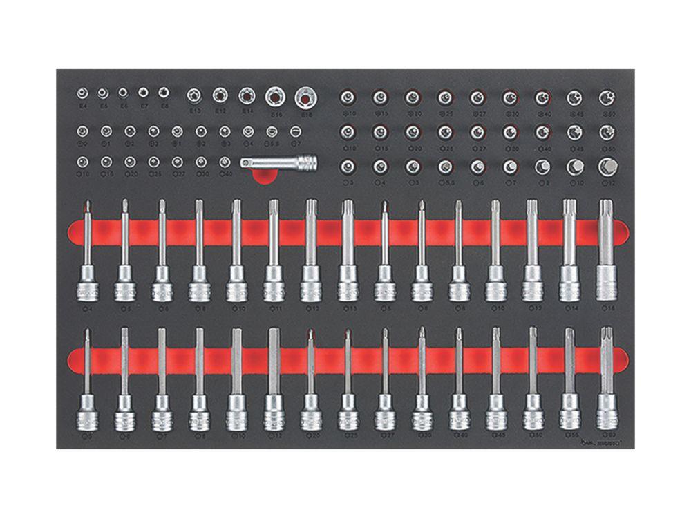 Image of Teng Tools TTESK85 Mixed EVA Socket Set 85 Pieces