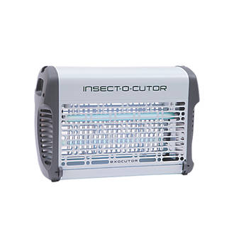 Image of Insect-O-Cutor EX16 Electric Grid Fly Killer White 16W