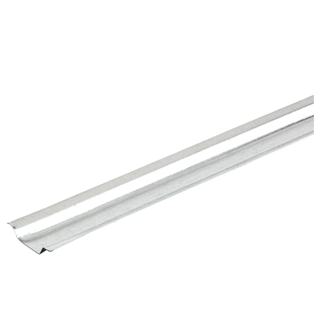 Image of Tower Galvanised Steel Channel 25mm x 2m