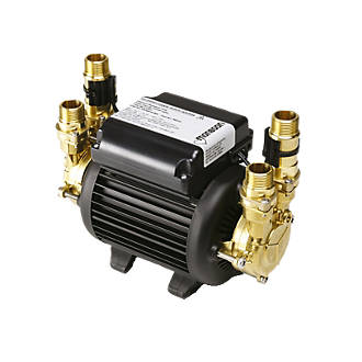 Image of Stuart Turner Monsoon Standard Regenerative Twin Shower Pump 2.0bar