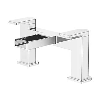 Image of Watersmith Heritage Niagara Waterfall Bath Mono Mixer Tap