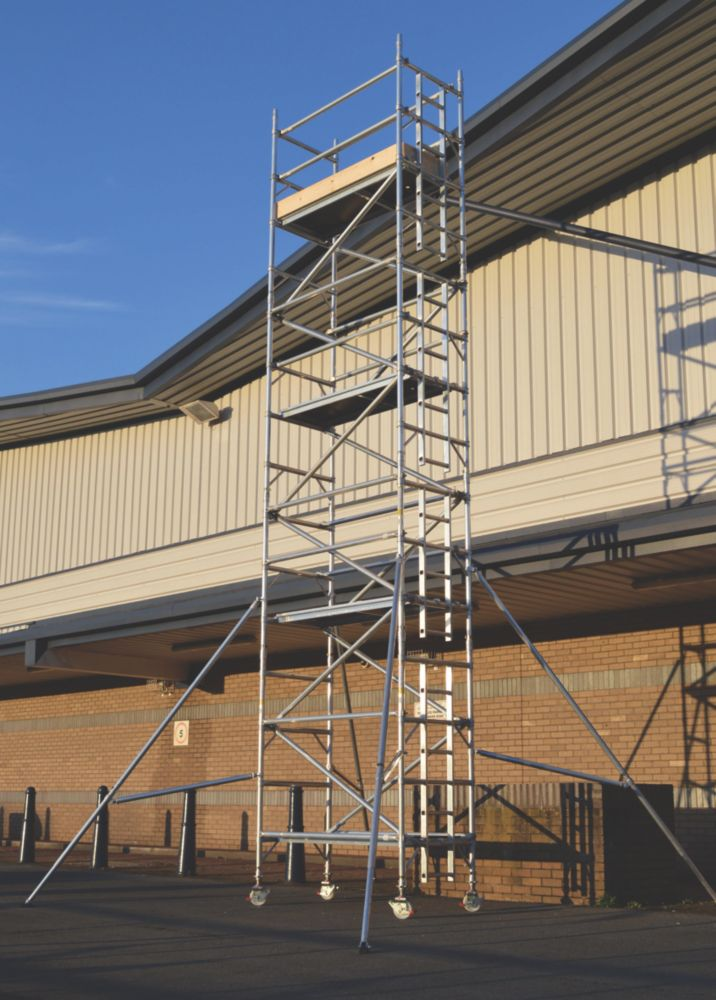 Image of Lyte SF18NW67 Helix Narrow Width Industrial Tower 6.7m