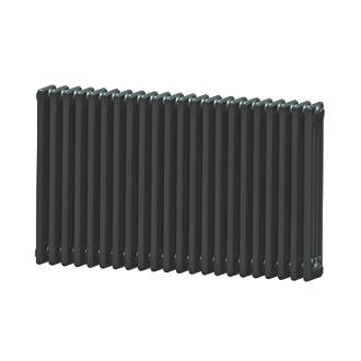Image of Acova 4-Column Horizontal Radiator 600 x 1042mm Volcanic