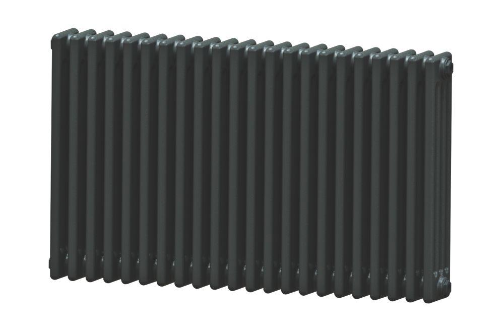 Image of Acova 4-Column Horizontal Radiator 600 x 1042mm Volcanic