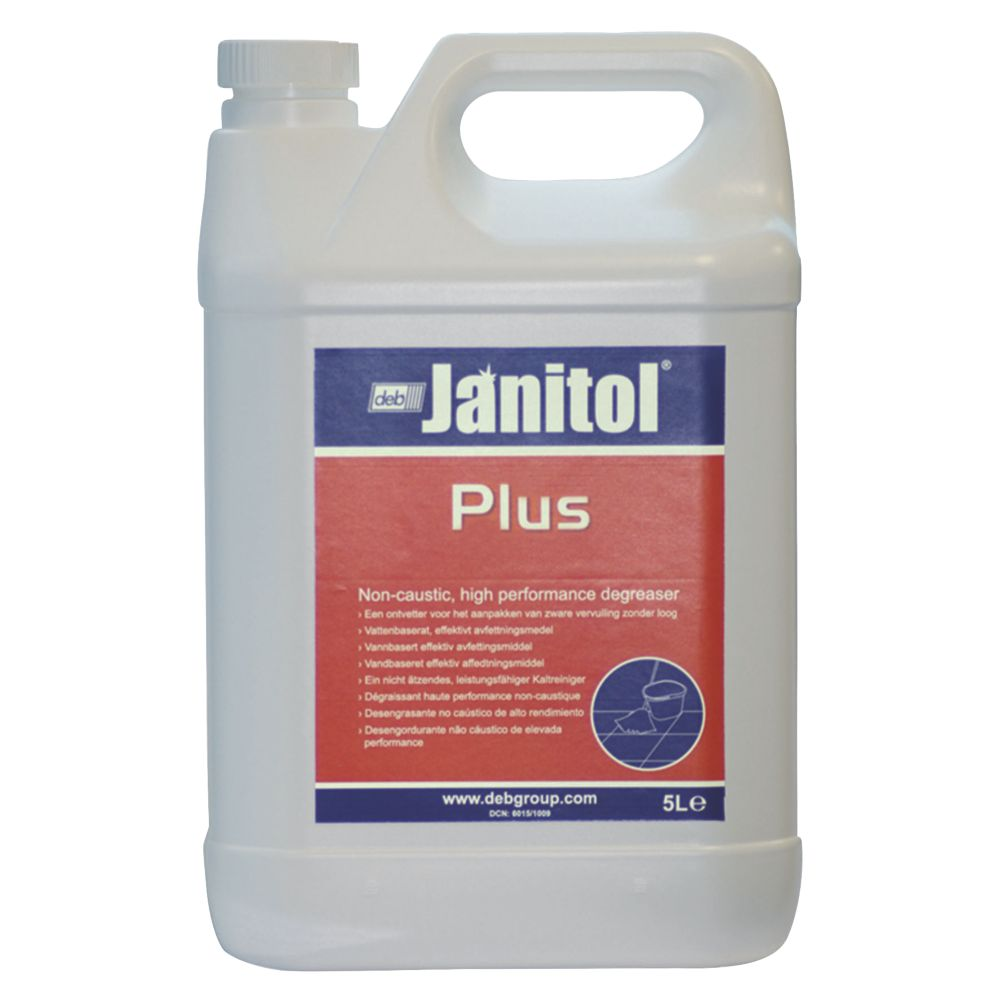 Image of Janitol Plus Heavy Duty Surface Degreaser 5Ltr
