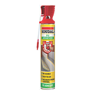 Image of Soudal Adhesive Foam Hand-Held 750ml