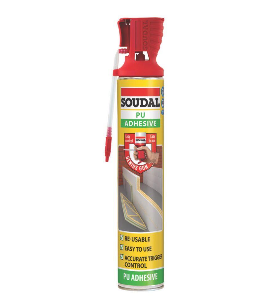 Image of Soudal Adhesive Foam Hand-Held 750ml