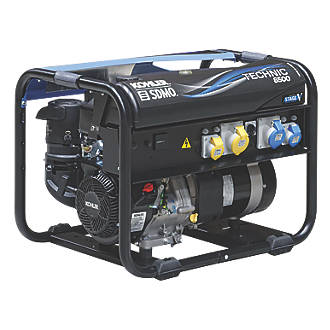 Image of SDMO Technic 6500 6500W Generator 115 / 230V