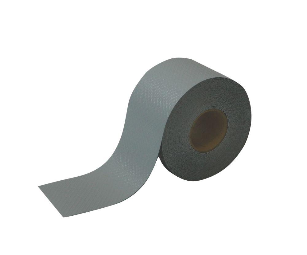Image of Radbar Radon-Resistant Damp-Proof Course Grey 100mm x 20m