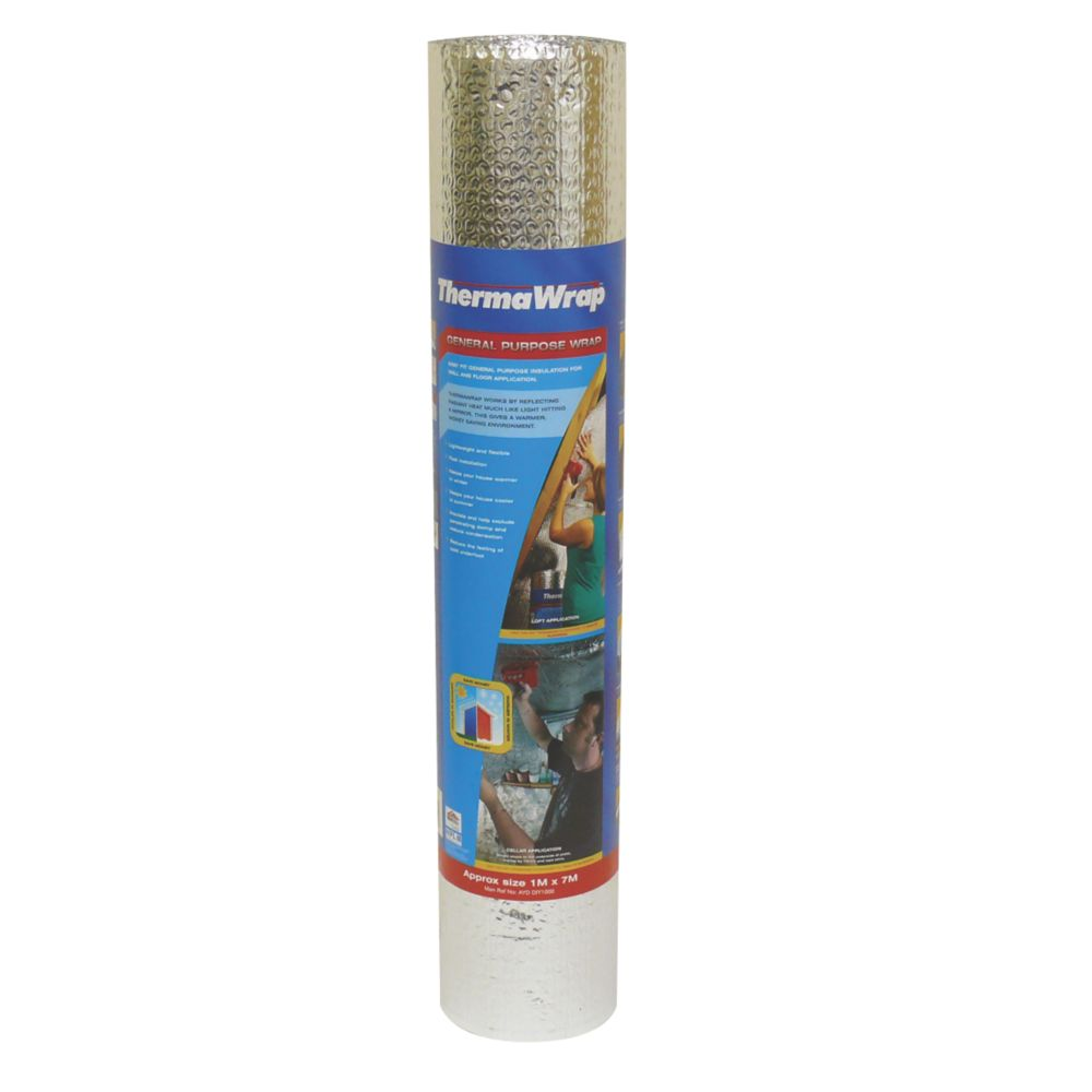 Image of YBS Thermawrap General Purpose Insulation 1.1 x 10m