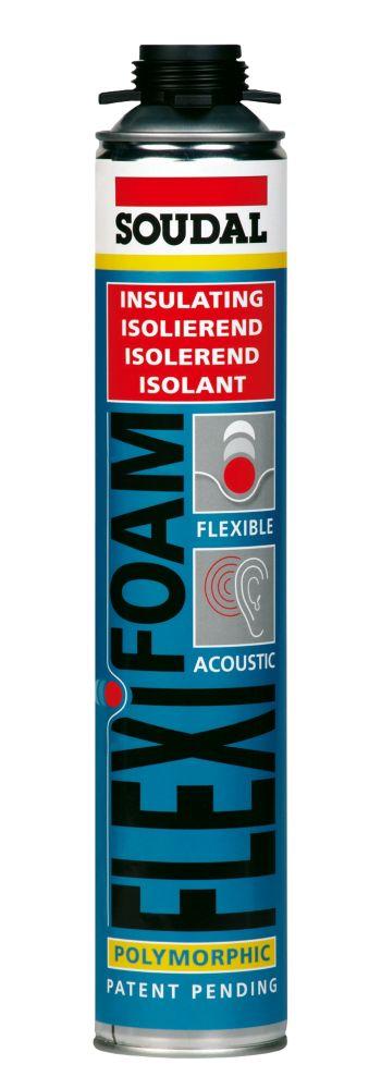 Image of Soudal Flexible Expanding Foam Gun Grade 750ml