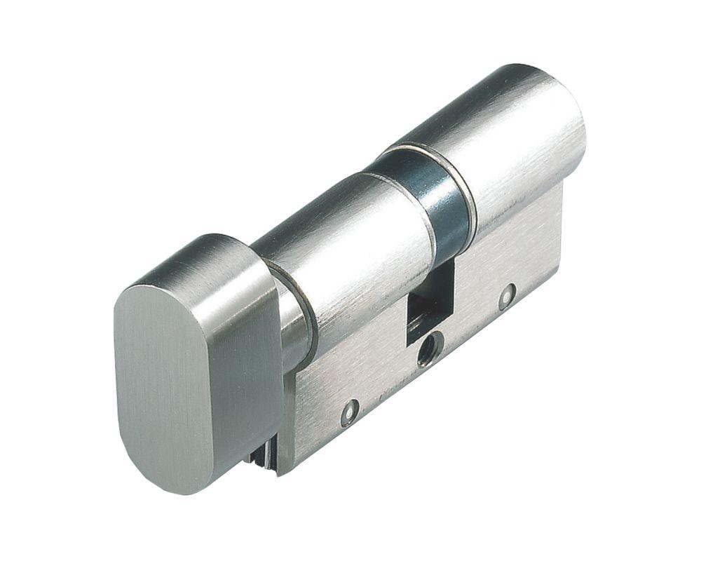 Image of Cisa Astral S Series 10-Pin Euro Cylinder & Thumbturn 40-50