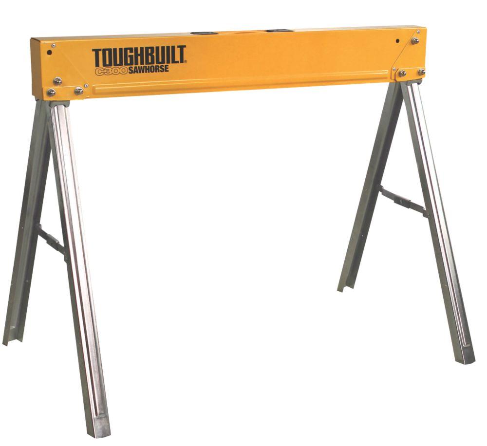 Image of Toughbuilt C300 All-Metal Saw Horse