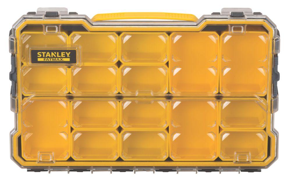 Image of Stanley FatMax 2/3 Organiser
