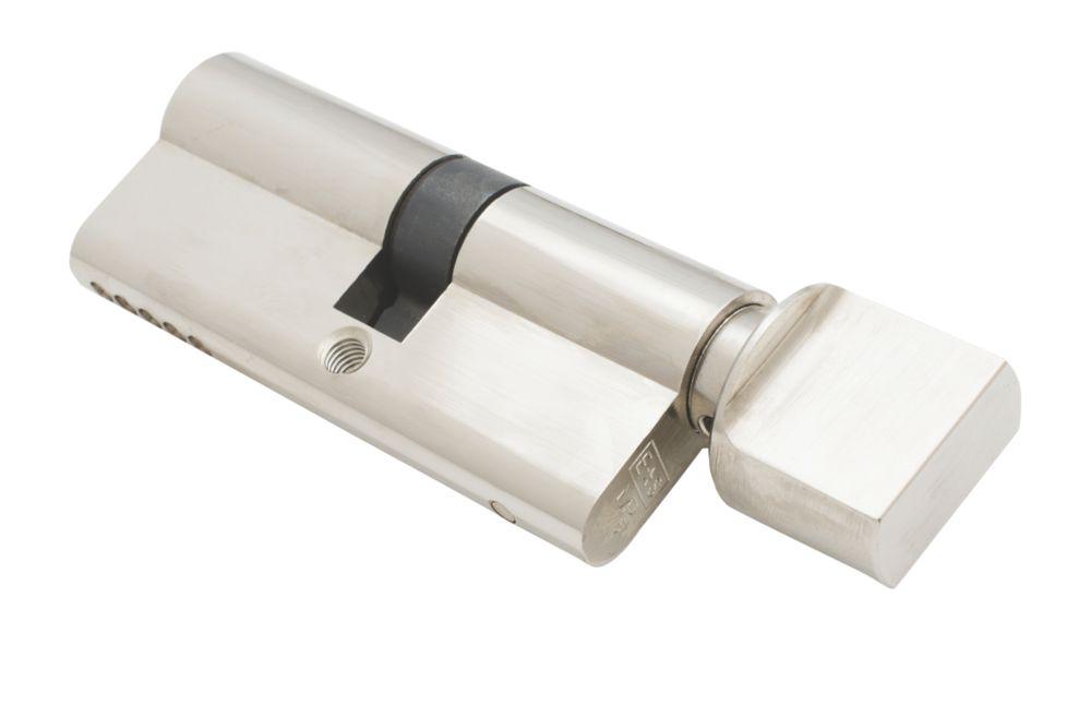 Image of Eurospec 5-Pin Euro Profile Cylinder & Turn 40-30