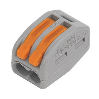 Image of 2-Way Lever Connector 222 Series Pack of 50