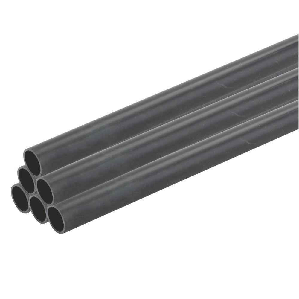 Image of Conduit 20mm x 3m Black