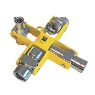 Image of C.K 9-in-1 Cross Key Wrench