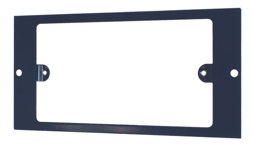 Image of Standard Wiring Plate 2 Gang 173 x 87mm