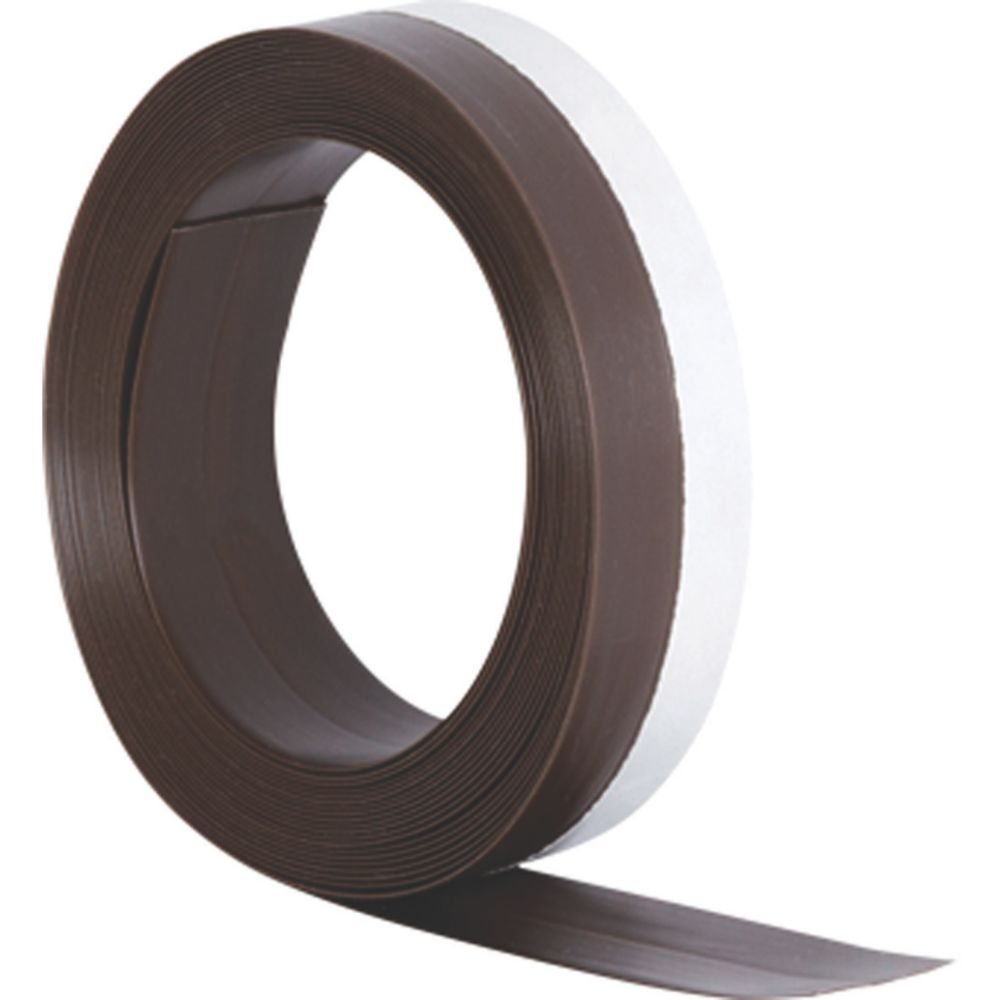 Image of Stormguard V Seal Self-Adhesive Brown 5m