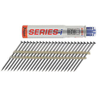 Image of Paslode Galvanised IM360 Collated Nail Screws 2.8 x 75mm 1100 Pack