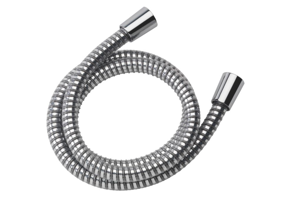 Image of Mira Response Shower Hose Chrome 11mm x 1.75m
