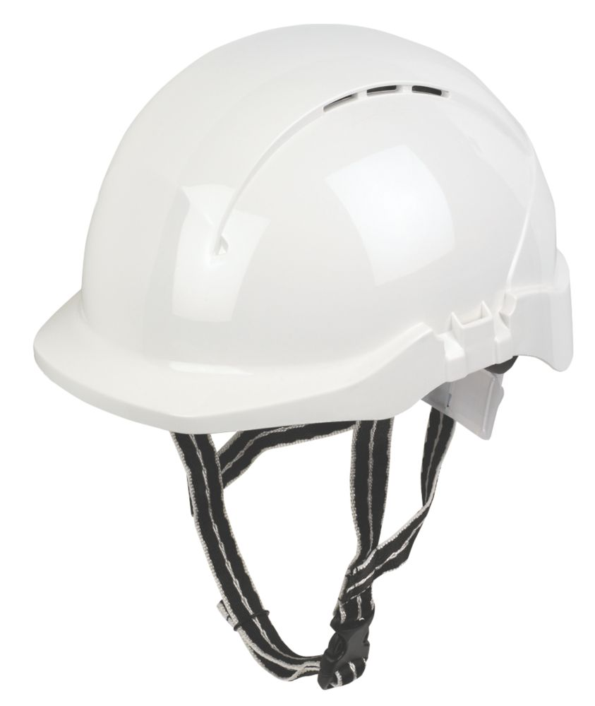 Image of Centurion Concept Heighmaster Safety Helmet White