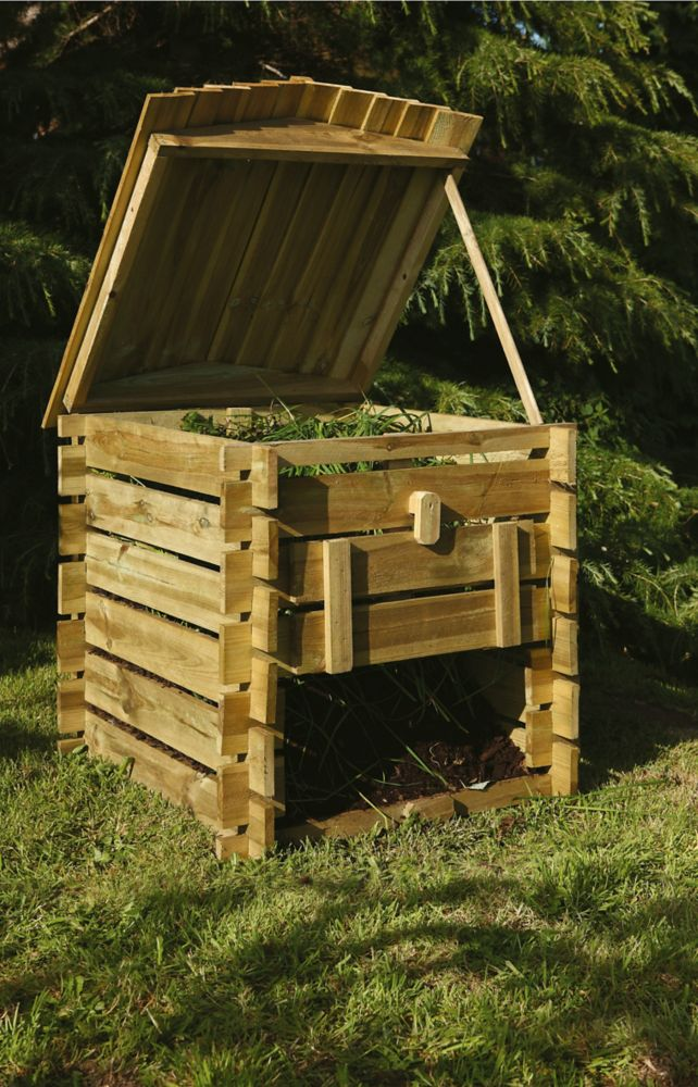 Image of Forest Beehive Composter 752 x 740 x 855mm