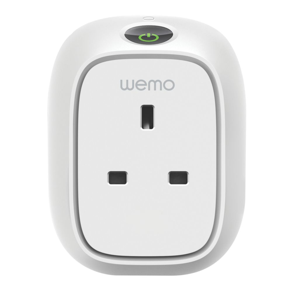 Image of WeMo Insight Wi-Fi Home Automation Switch