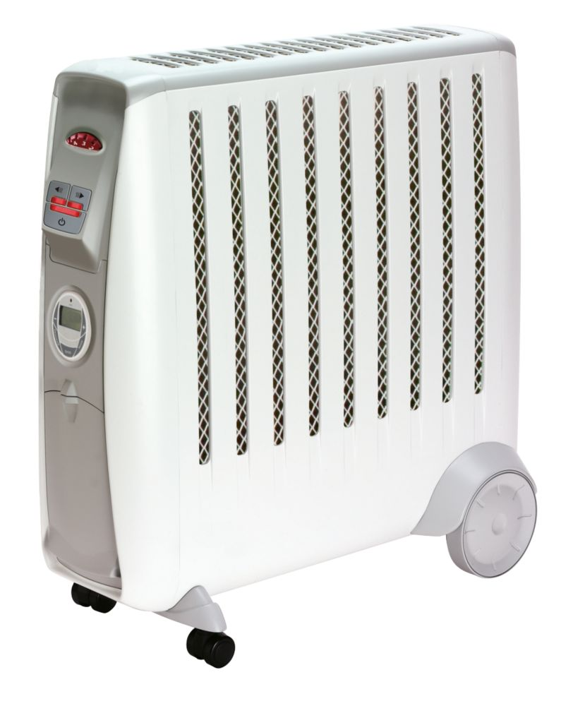 Image of Dimplex CDE2Ti Freestanding Oil-Free Radiator 2000W
