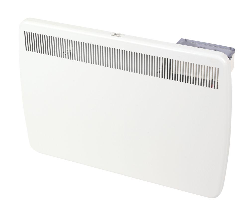 Image of Creda 75774402 Wall-Mounted Panel Heater 1000W
