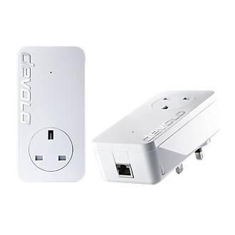 Image of Devolo dLAN 1200+ Powerline Starter Kit