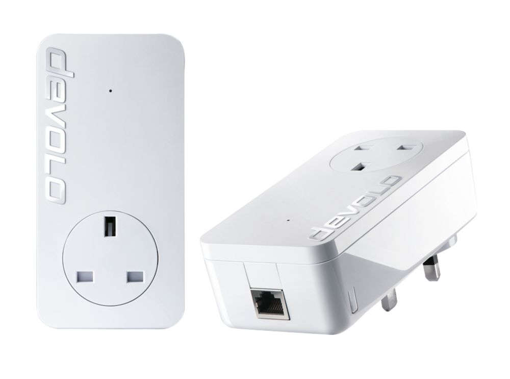 Image of Devolo dLAN 1200+ Powerline Starter Kit