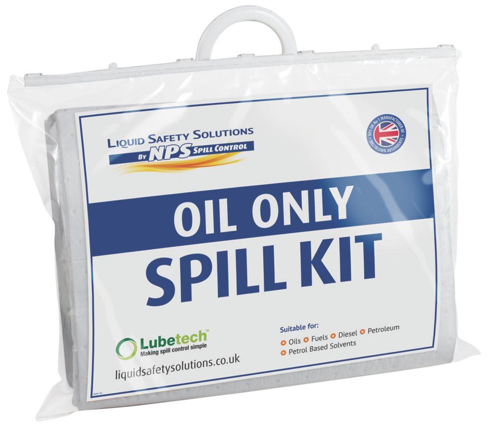 Image of Lubetech 15Ltr Oil Spill Kit