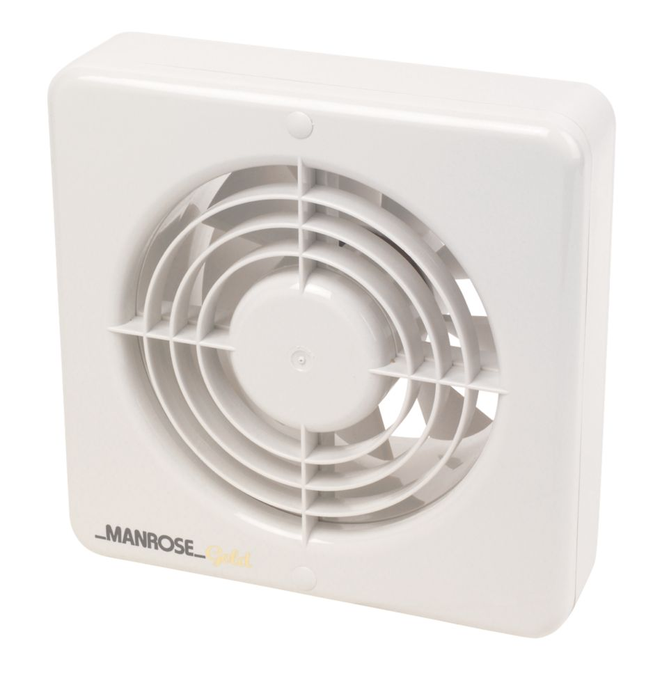Image of Manrose MG150BT 25W Ball Bearing Extractor Fan