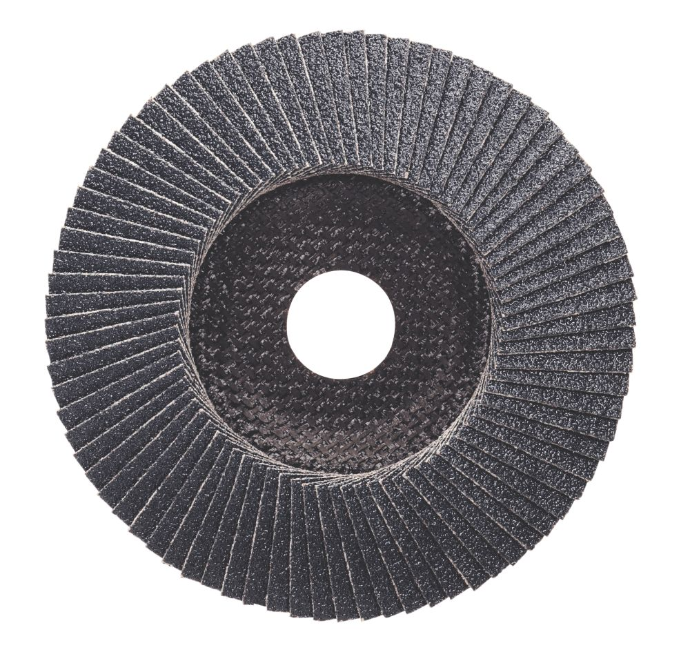 Image of Bosch Flap Discs 115mm 120 Grit