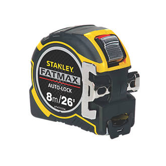 Image of Stanley FatMax XTHT0-33504 Autolock 8m Tape Measure