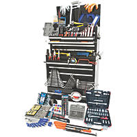 Hilka Pro-Craft Professional Mechanic's Tool Kit 489 Piece Set