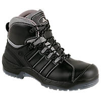 Delta Plus Nomad Waterproof Safety Boots Black Size 8