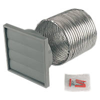 Manrose 1280  Extractor Fan Wall Fixing Kit 150mm