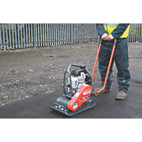Belle Group PCLX 320 Honda 3hp Petrol Powered Compaction Plate 574 x 320mm