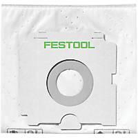 Festool Self-Clean Filter Bags 5 Pack