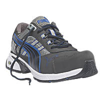 Puma Pace Safety Trainers Blue Size 12